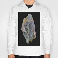 agate Hoodies featuring Chopstix Agate by The Agate Hunter