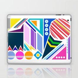 Geo Splash Laptop & iPad Skin