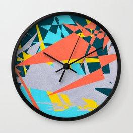 shouts Wall Clock