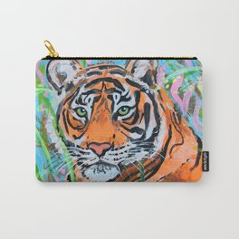 Fresh Tiger Carry-All Pouch