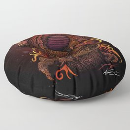Dragon (Signature Design) Floor Pillow
