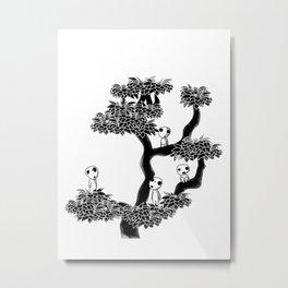 Kodama tree Metal Print