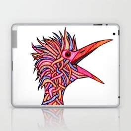 The Early Bird is MADE of Worms Laptop & iPad Skin