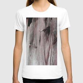Rusty timber T-shirt
