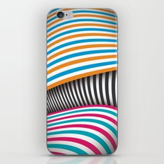 Colour Trip #1 iPhone & iPod Skin