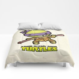 Donatello - Kawaii Mutant Ninja Turtles Comforters