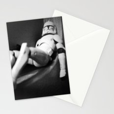 Death Star Construction - Day 1138 Stationery Cards