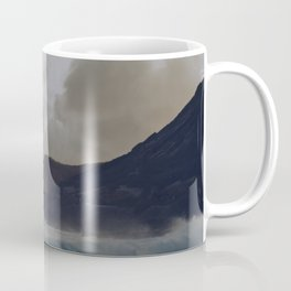 Full Moon Tide Coffee Mug