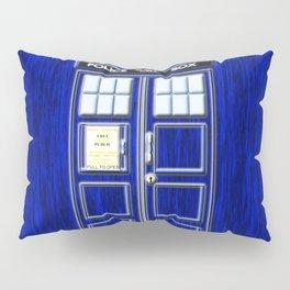 Tardis Art Blue Phone Both Pillow Sham