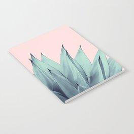 Agave Vibes #12 #tropical #decor #art #society6 Notebook