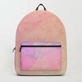 Pink Fire Backpack