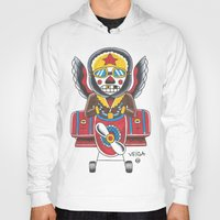 airplane Hoodies featuring Airplane by @VEIGATATTOOER