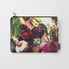 Fruit and Vegetable Salad Surprise Carry-All Pouch