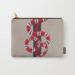 SnakeGucci Carry-All Pouch