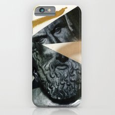 Untitled (Painted Composition 12) iPhone 6 Slim Case