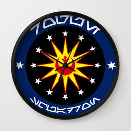 Rogue Squadron (Alliance) Wall Clock
