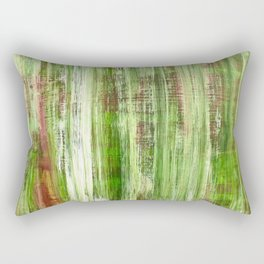 Nature Abstract Rectangular Pillow