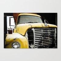 truck Canvas Prints featuring Truck by Matt Muñoz