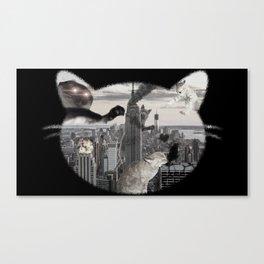 ApoCATlypse Canvas Print