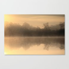 Misty Tranquility Canvas Print