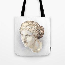 Aphrodite of Cnidus Tote Bag