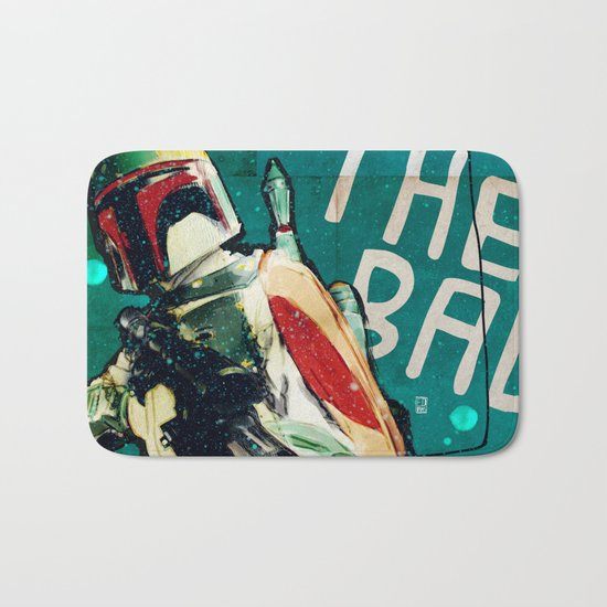 The Good, The Bad & The Ugly: Star Wars Bath Mat
