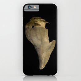 States of Erosion Image 7 Whelk Seashell Coastal Nature Photo iPhone Case