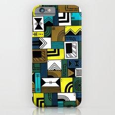 Napkin Darts iPhone 6s Slim Case
