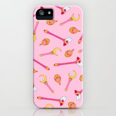 Magical Girl Weapons iPhone (5, 5s) Slim Case
