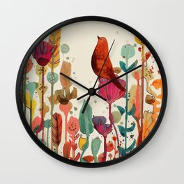 encore un peu de temps Wall Clock