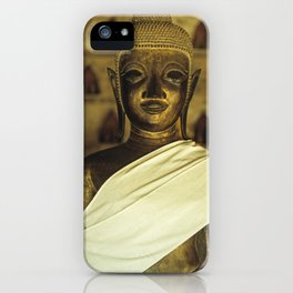 Buddha II iPhone Case