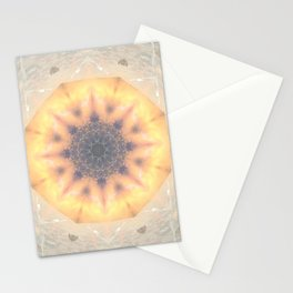 Hacienda Vistoso Mandala Abstract Design Stationery Cards