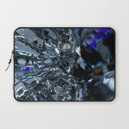 This glass is shattered Laptop Sleeve