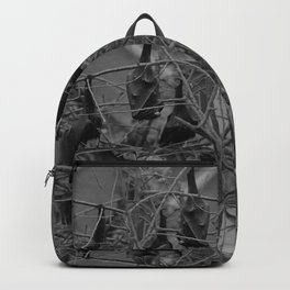 Dark Bat Laughs Backpack