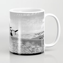 Flagship of Detroit Coffee Mug