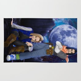 Twin cyborg iPhone 4 5 6 7 case, pillow case, mugs and tshirt Rug