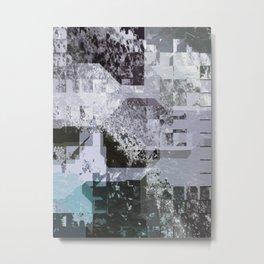 Byte III Metal Print