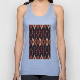American Native Pattern No. 172 Unisex Tank Top