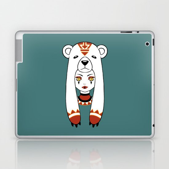 Polar Tribe Laptop & iPad Skin