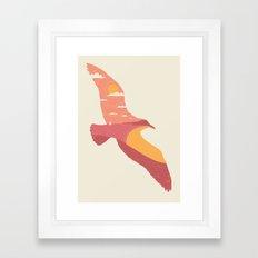 Larus Sinus Framed Art Print