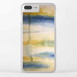 The Strength Is Within Me Clear iPhone Case