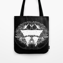 Some there in the universe Tote Bag