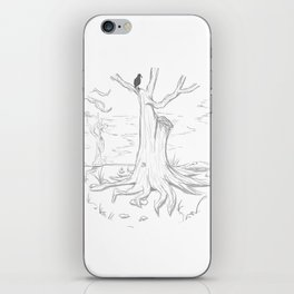 Fairy Circle iPhone Skin