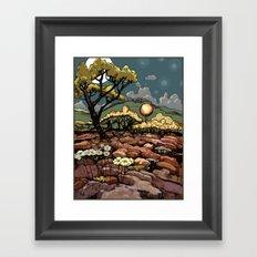 adjustments_april_18_2012.jpg Framed Art Print