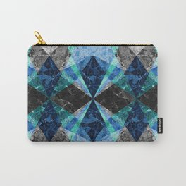 Marble Geometric Background G432 Carry-All Pouch