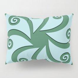 "Geometic Print ""Octo"" Pillow Sham"