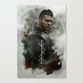 Warrior Canvas Print
