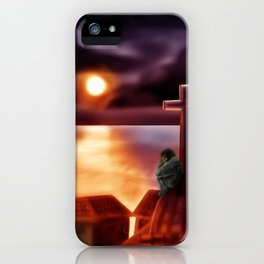 A New World iPhone Case