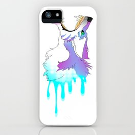 Silent Agony  iPhone Case