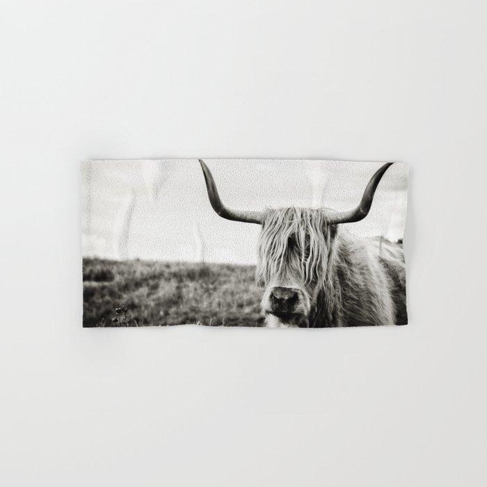 Highland Cow Hand & Bath Towel